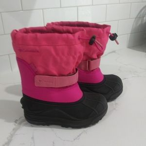 Girl's Columbia Winter Boots